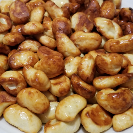 Low Sodium Garlic & Honey Mustard Pretzel Bites